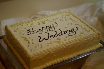 ウェディング生ケーキ/