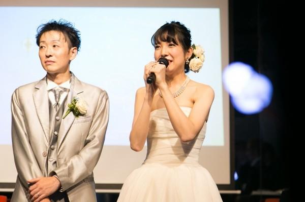 """結婚式1.5次会 ''雪明かり~みんなは輝くイチバン星~"""""""