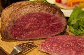 岩手県門崎熟成肉のステーキをご堪能いただけます!