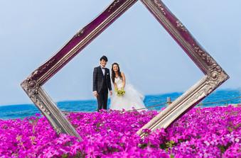 琵琶湖を一望できるロケーションでロケフォトスポットも多彩