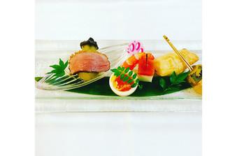 もちろん京都らしい和食のコースも、お好みに合わせておつくりいたします。