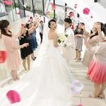 ドレス試着から準備開始♪花嫁体験フェア
