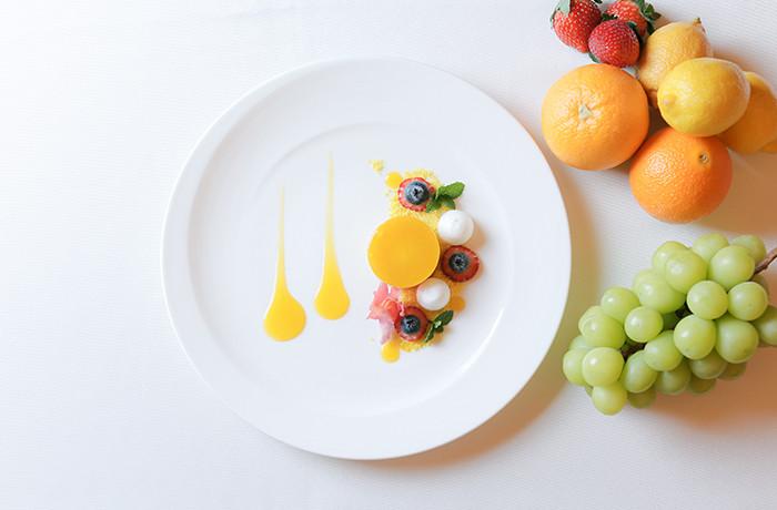 厳選した食材の良さを最大限に引き出す料理をご提供