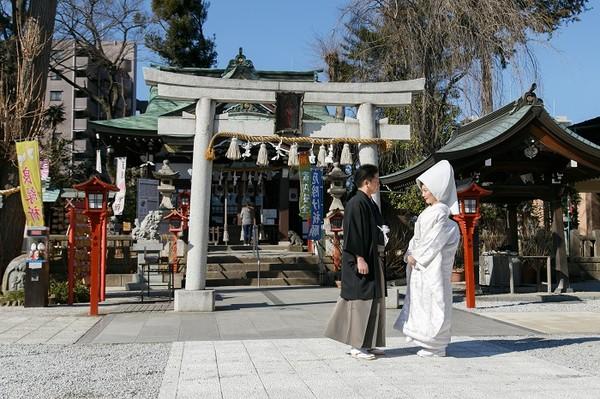 川越八幡宮で挙げる神前結婚式特別プラン★