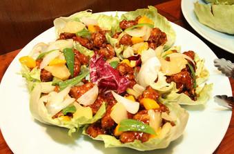 板前がつくる和テイストなお料理は、カラダがよろこぶ優しい味わい