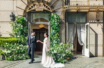 ゲストをお迎えするのは恵比寿に佇む貸切の邸宅