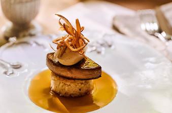 特別な日は出汁や旨味を愉しむ〈ジュ・ド・フレンチ〉!美食家も頷くフルコース