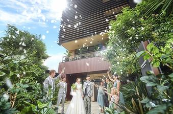 新横浜駅2分。ゲスト想いのおふたりにオススメの「結婚式のためにつくられたホテル」