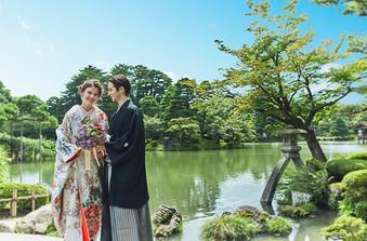 兼六園の隣に佇むウエディングステージ!伝統美×モダンな結婚式が叶う