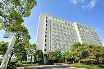 ホテルクラウンパレス北九州ホテル外観