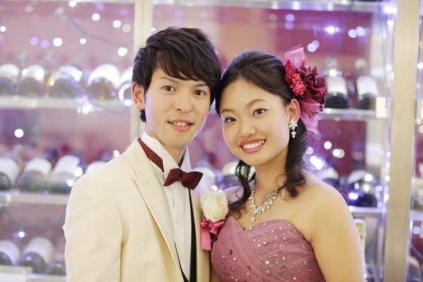 自分達らしい結婚報告パーティー☆