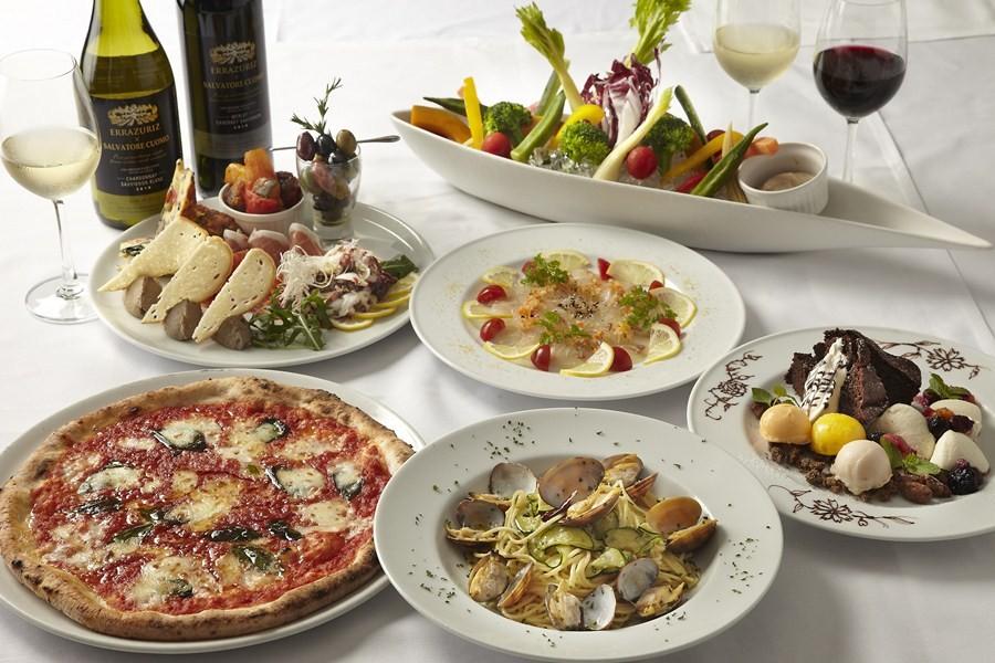 おもてなしは本格イタリアンで!
