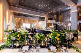 一軒屋レストランをまるごと貸切。大切な人達との心地よい空間をご提供します