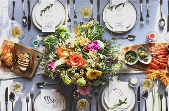 お料理でおもてなしを希望するカップルにぴったりの晴れの場/