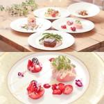 【無料】フルコース&デザート試食フェア♪