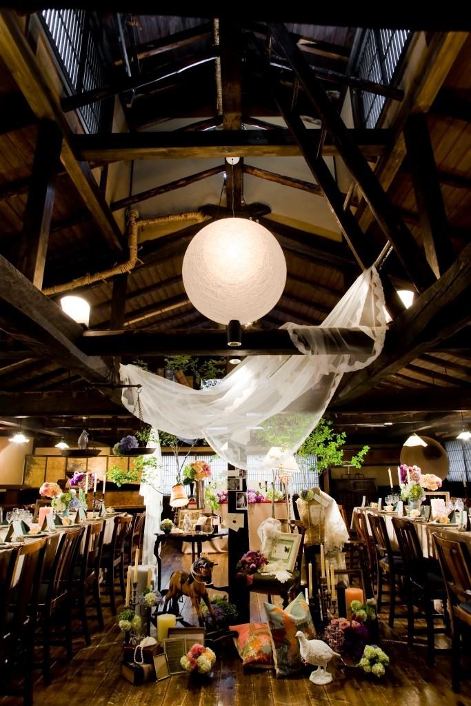 料亭とレストラン4店を有する「Yoshikawa Village」。