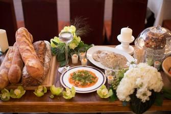 フランスのエスプリ薫る調理法で仕上げたお料理は、どれも絶品!