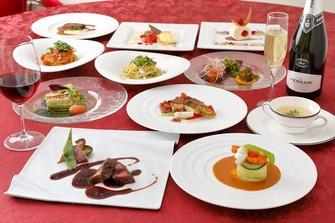 極上イタリアンで舌の肥えたゲスト様でもご満足いただけるお料理をご提供いたします