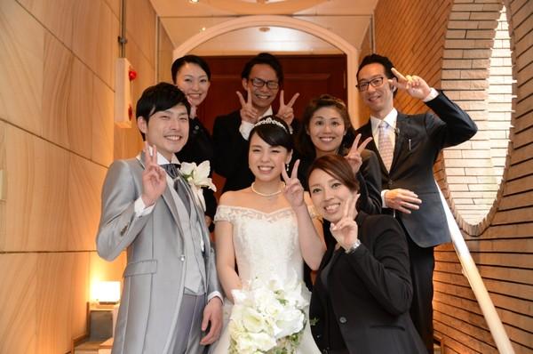 プロポーズからご結婚式まで