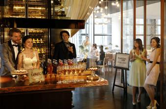 独立型チャペルで挙式も可能 本格派のレストランウエディング