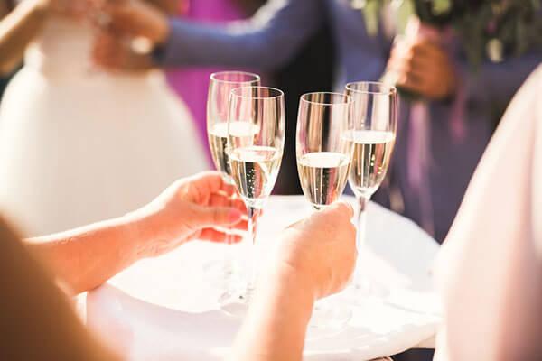 挨拶 乾杯 結婚 例文 式