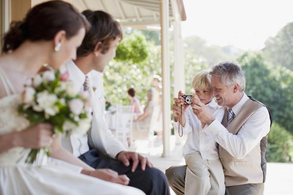 余興なしの結婚式