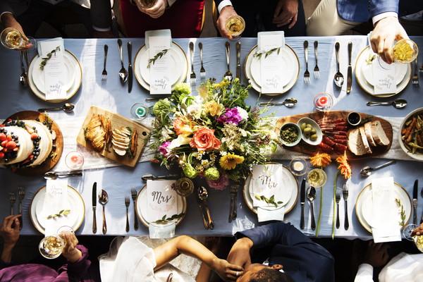 少人数結婚式のイメージ