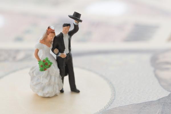 会費制結婚式が主流の地域