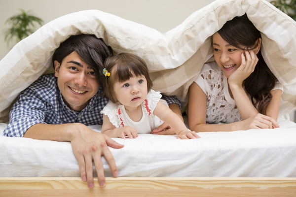 国際結婚の家族