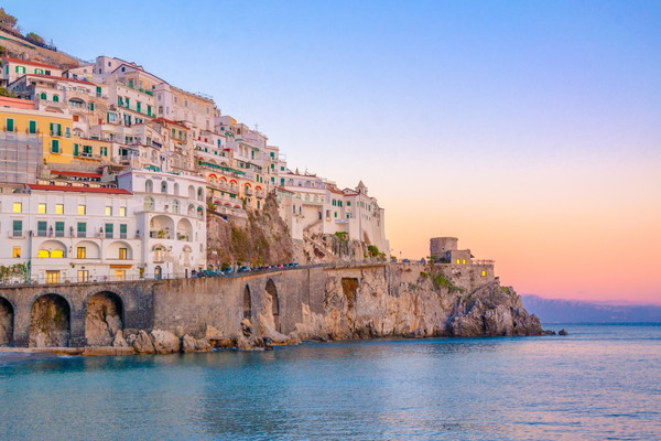 イタリア タオルミーナ