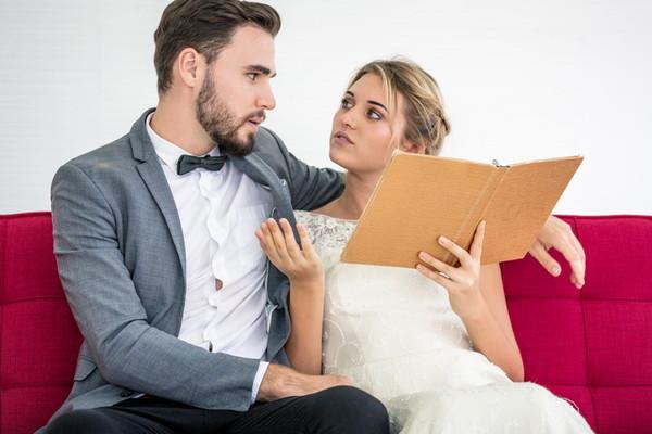 結婚式の相談
