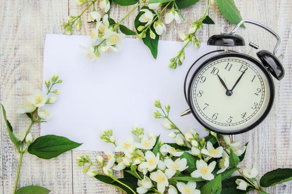 招待状と時間