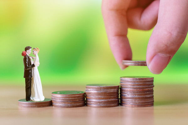 結婚式費用