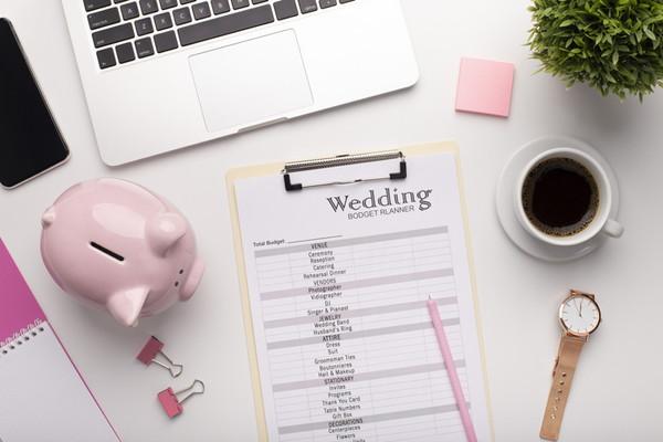 結婚式費用のリスト