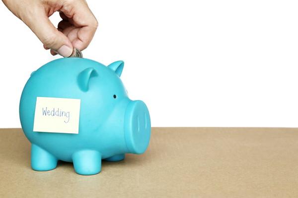 結婚式資金貯金