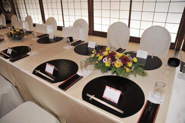 和室の結婚式
